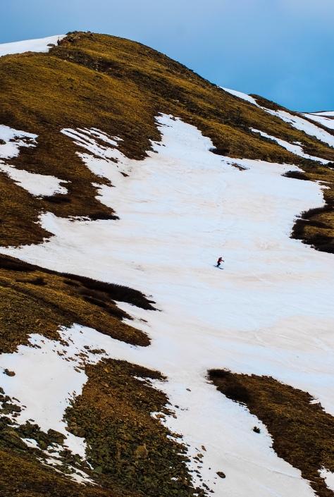Loveland Pass Hike-Ski 2