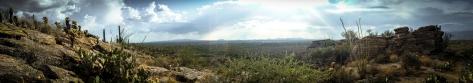 Pan of Tucson