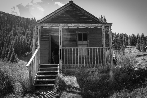 Ghosttown House 1
