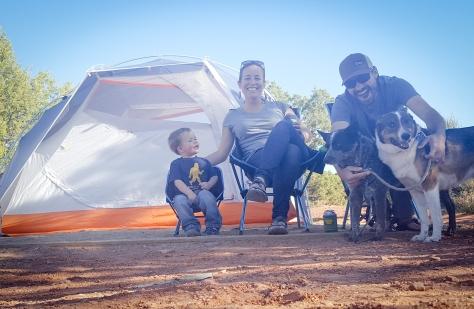 Fruita Camping